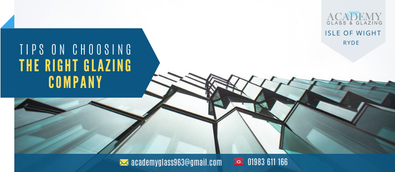 Tips on Choosing the Best Commercial Glazing Company